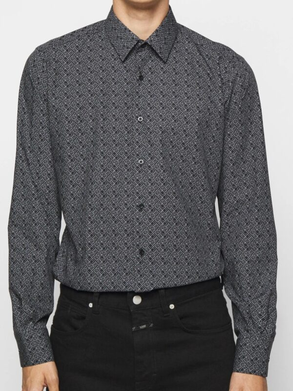 Karl Lagerfeld | All over print shirt