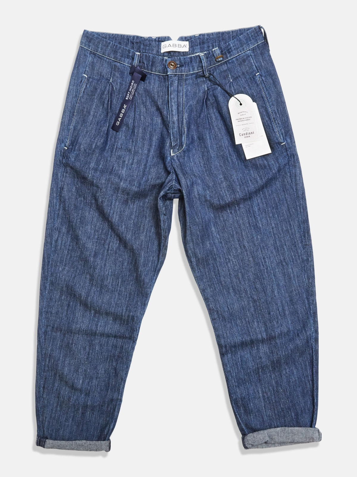 Gabba | Blue balloon jeans