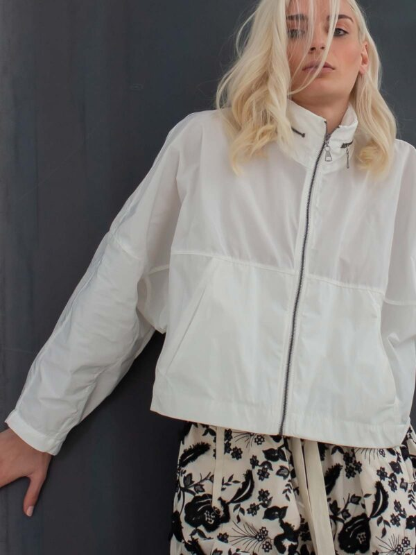 Sotris collection | Cropped anorak jacket
