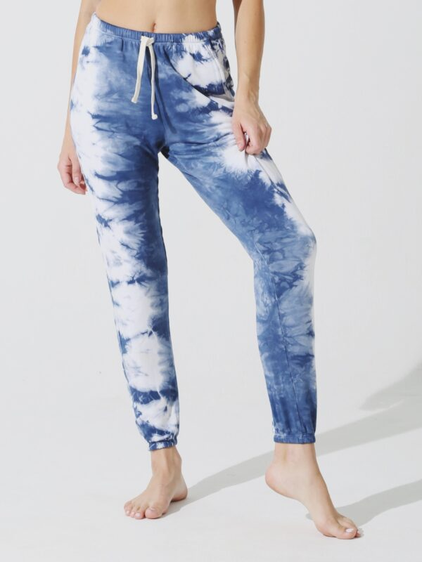 Electric and Rose | Tie-dye sweatpants
