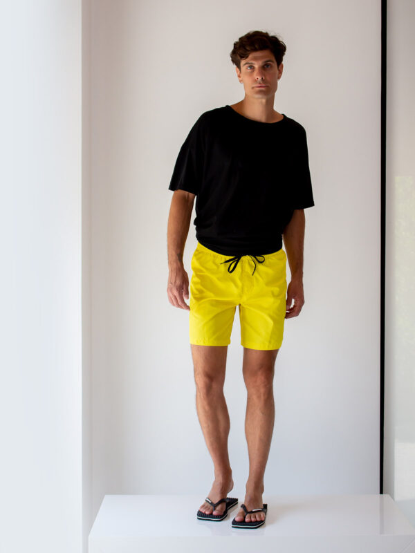 Ice Play | Above-knee swimming trunks