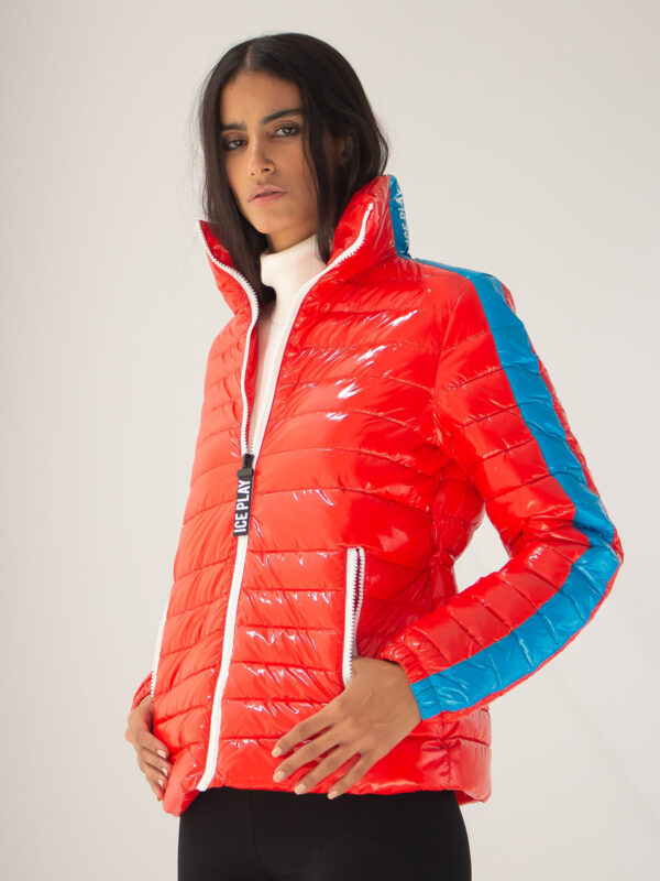Ice Play | Quilted puffer jacket