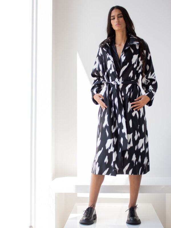 Sotris collection | Printed coat